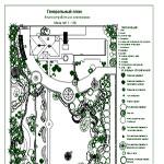 Ландшафтный план